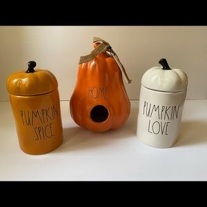 Rae Dunn Fall Harvest Home Set